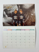 Load image into Gallery viewer, Official 2021 Rybka Twins Calendar NEW YEAR FLASH SALE