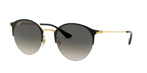 RB3578 - 917411 Gold Top On Grey - EyecareatHome