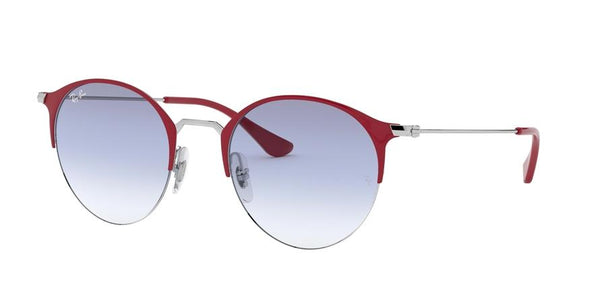 RB3578 - 917619 Silver On Top Bordeaux - EyecareatHome