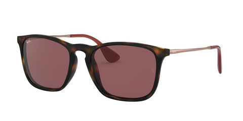 RB4187 - 6315E8 Transparent Brown Sp Blu