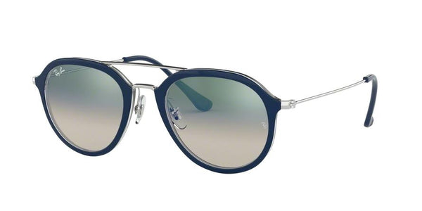 RB4253 - 60533A Top Blue On Transparent - EyecareatHome