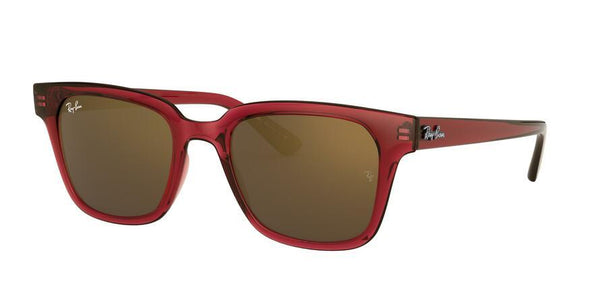RB4323 - 645193 Transparent Red - EyecareatHome