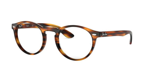 RX5283 - 5675 Top Havana Brown/Yellow - EyecareatHome