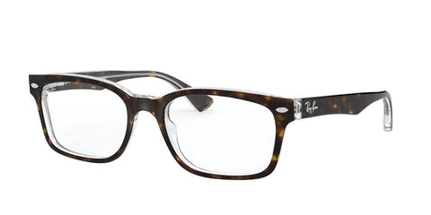 RX5286 - 2383 Top Havana On Green Transp. - EyecareatHome