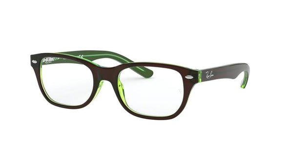 RY1555 - 3665 Top Brown On Green Fluo - EyecareatHome
