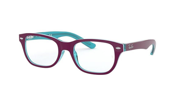 RY1555 - 3763 Blue Trasp On Top Fuxia - EyecareatHome