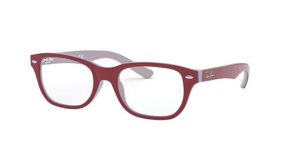 RY1555 - 3821 Top Red On Grey/Blue - EyecareatHome