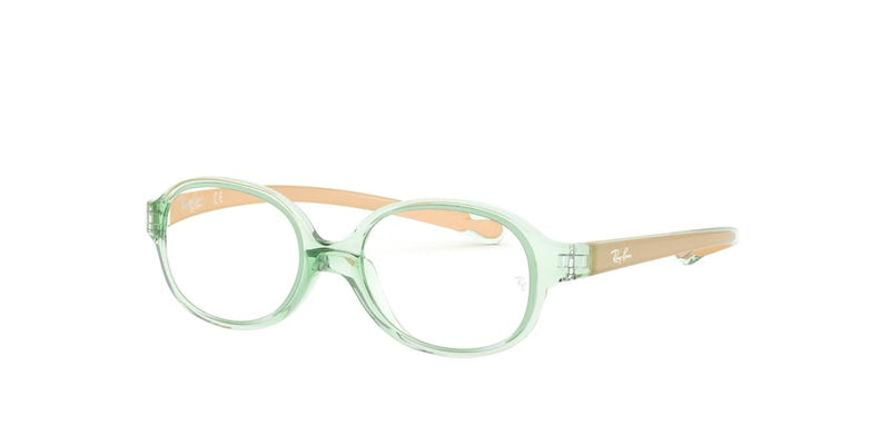 RY1587 - 3766 Transparent Light Green - EyecareatHome