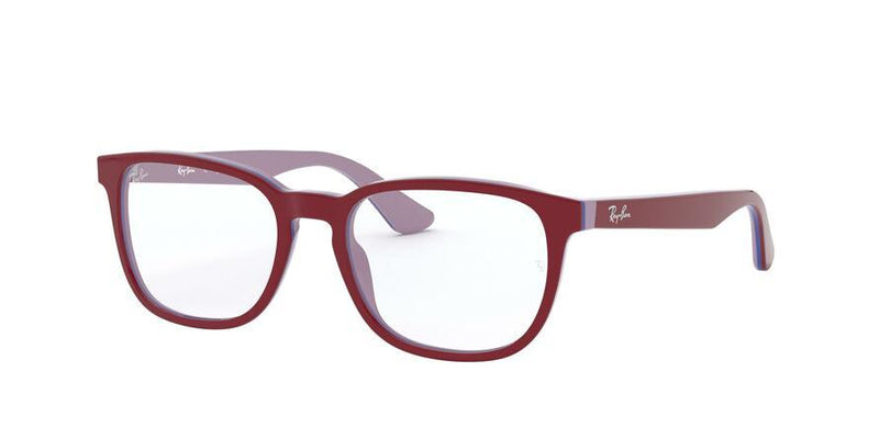 RY1592 - 3821 Top Red On Grey/Blue - EyecareatHome