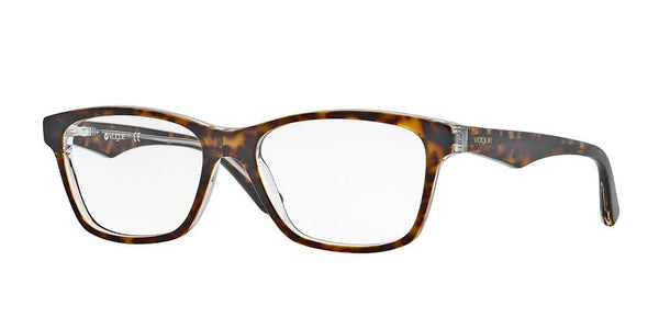 VO2787 - 1916 Top Havana/Transparent - EyecareatHome