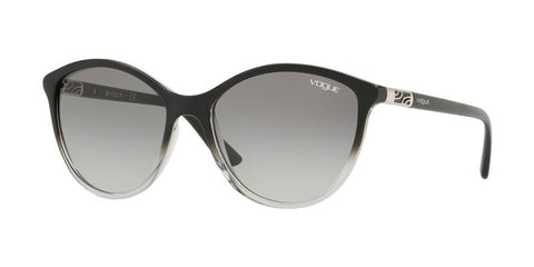 VO5165S - 188011 Transp Grey Gradient Black