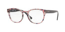 VO5272 - 2726 Text Stripes Oran Blk/Red Trgr - EyecareatHome