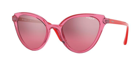 VO5294S - 27638Z Transparent Pink/Pink