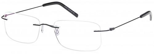 Emporium Rimless - EMP MAGIC BLACK - EyecareatHome