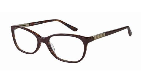 L.K.BENNETT - 22 Black And Tort - EyecareatHome