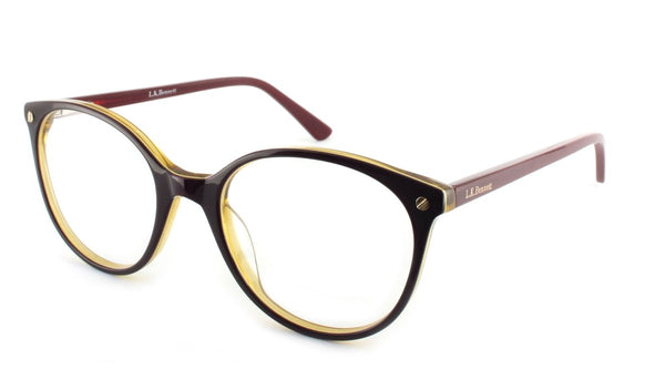 Specs At Home - L.K.BENNETT - 23 Black And Cherry