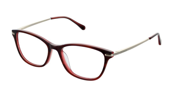 L.K.BENNETT - 36 Red And Gold - EyecareatHome