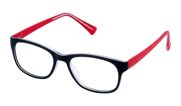 LAZER JUNIOR - 2112 Black and Red - EyecareatHome