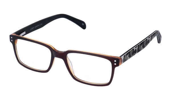 LAZER JUNIOR - 2132 Brown - EyecareatHome