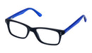 LAZER JUNIOR - 2144 Black And Blue - EyecareatHome