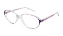 MATRIX - 818 Purple And Crystal - EyecareatHome