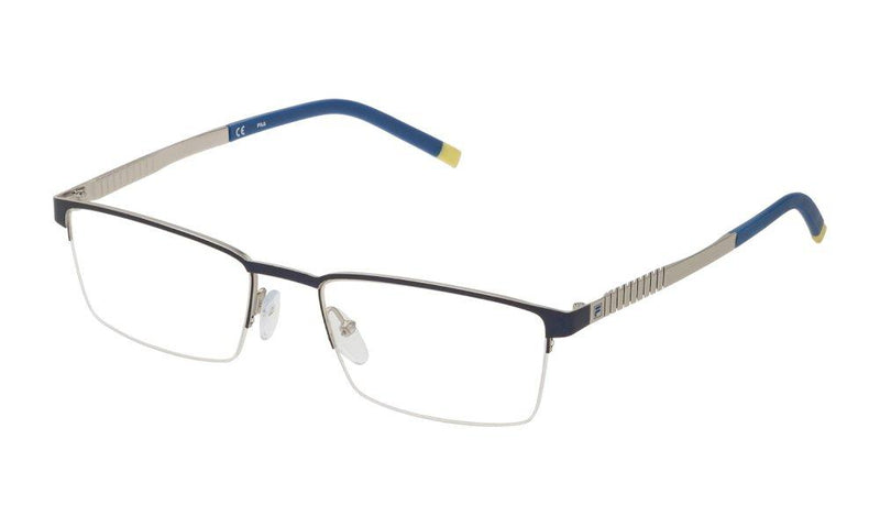VF9917 - 0502 MATT PALLADIUM W/BLUE PARTS - EyecareatHome