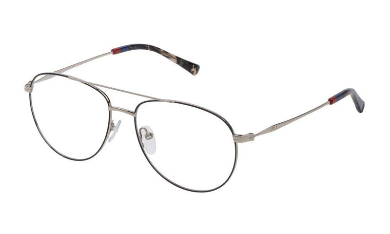 VF9988 - E70Y SHINY PALLADIUM W/BLUE PARTS - EyecareatHome