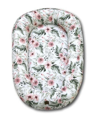Baby Sleeping Nest Blossom Pink - MyLullaby
