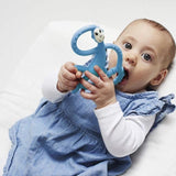 Dancing Monkey Teether - Blue - MyLullaby