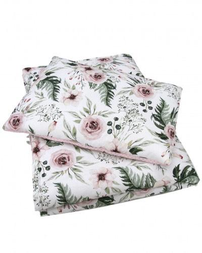 Bedding Set Blossom Pink M - MyLullaby