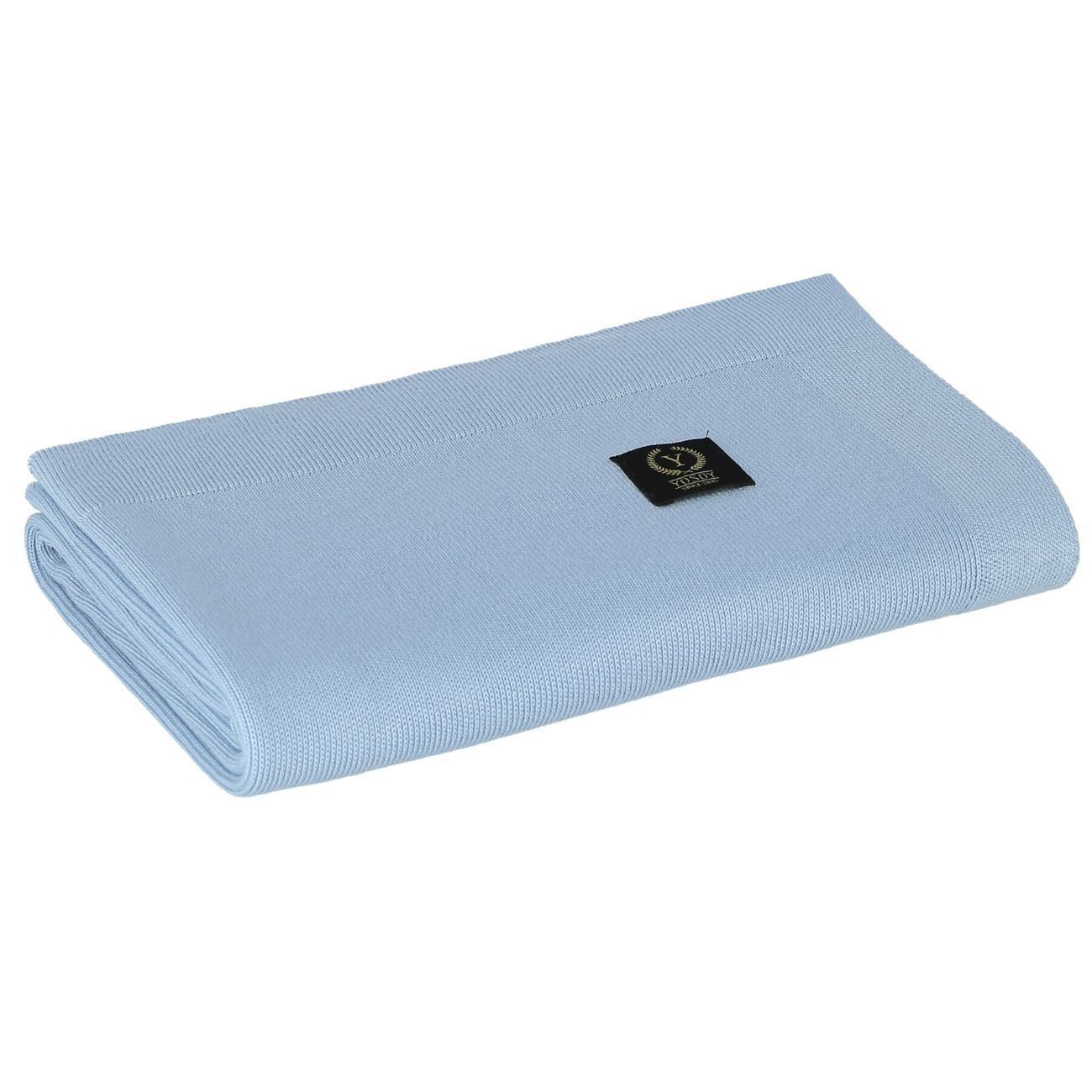 Light Bamboo Blanket Baby Blue - MyLullaby