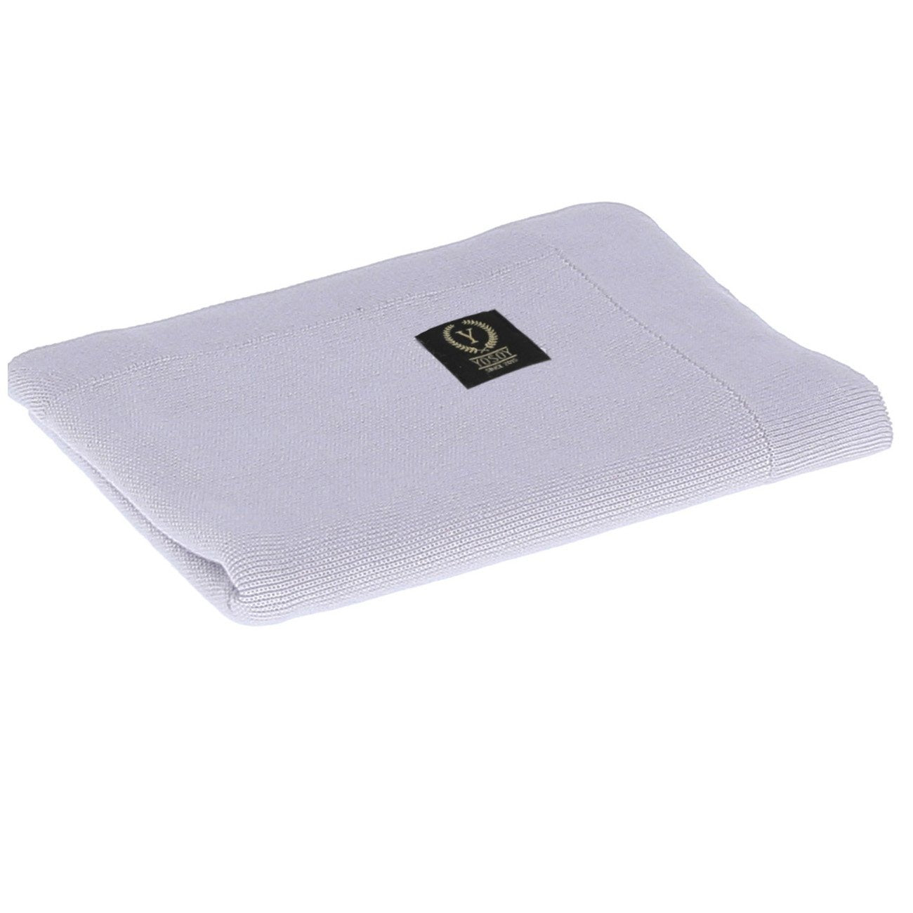 Light Bamboo Blanket Grey - MyLullaby
