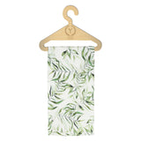 Yosoy Bamboo Swaddle Blanket (Exotic Leaves)