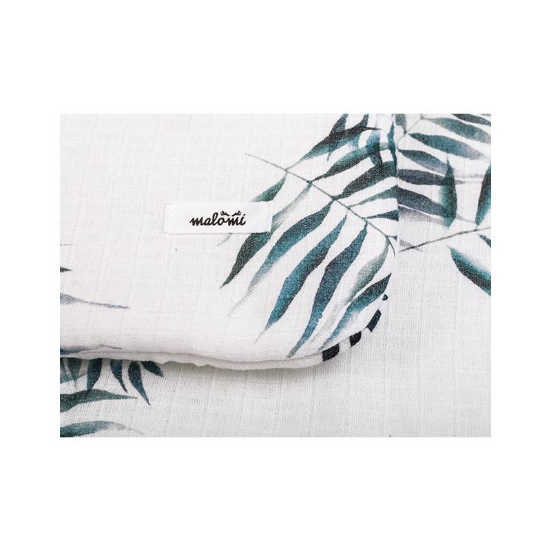 Bedding Set Tetra Bamboo Cotton Palms - MyLullaby