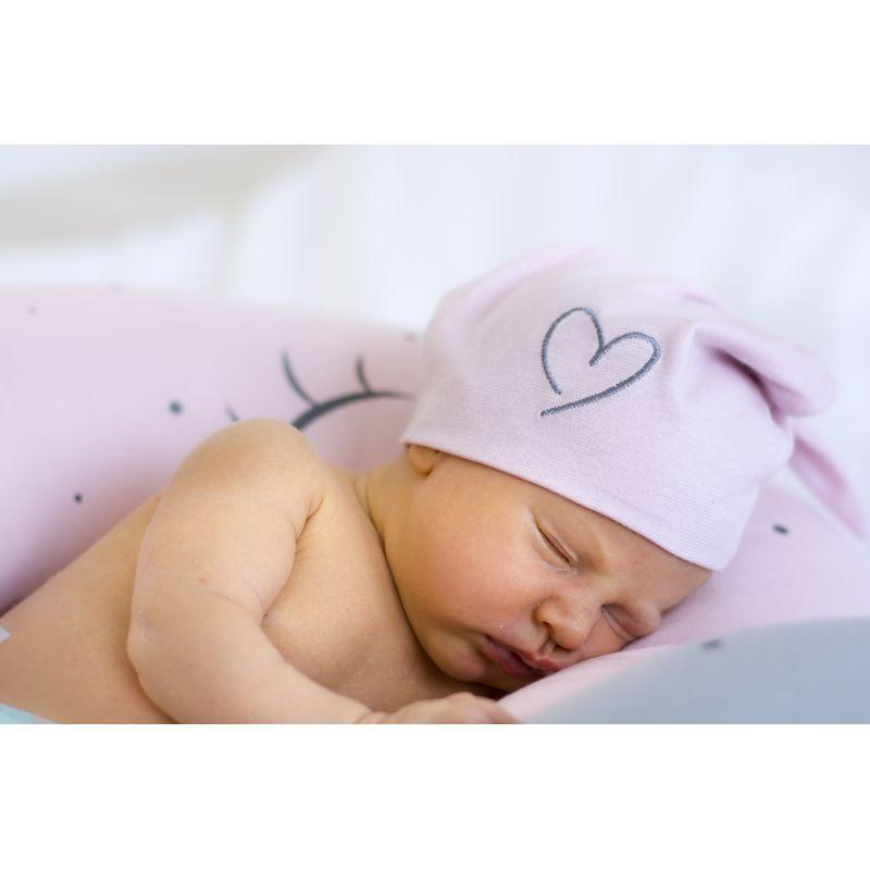 Newborn Hat Pink - MyLullaby