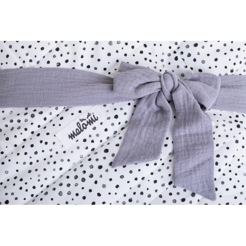 Bedding Set/Swaddle Blanket Grey - MyLullaby