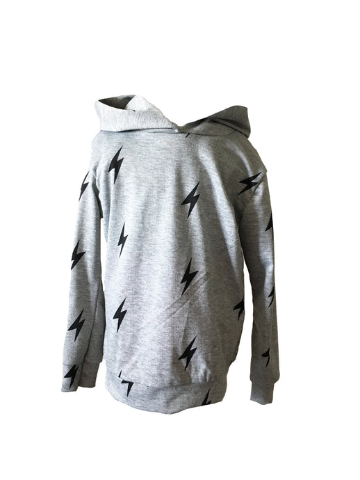 Kids Thunder Bolt French Terry Hoodie