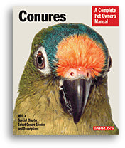 Conures; a complete pet owner's manual