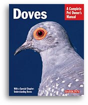 Doves; a complete pet owner's manual