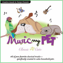 Music My Pet CD