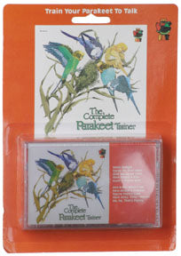The Complete Parakeet Trainer Cassette