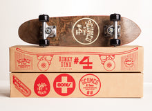 Load image into Gallery viewer, Scumco & Sons Rinky Dink Jr. Complete Skateboard, Skateboard and Package