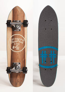 Scumco & Sons Rinky Dink Jr. Complete Skateboard, version 2