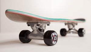 Scumco & Sons Rinky Dink Jr. Complete Skateboard, side view
