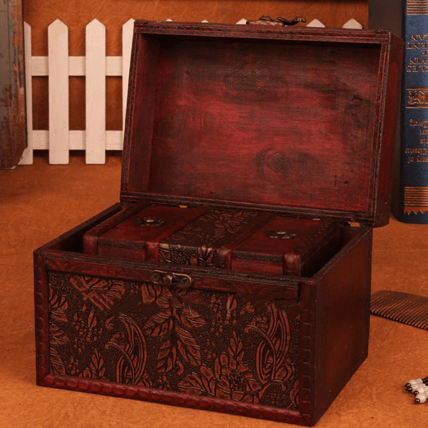 open-wood-chest
