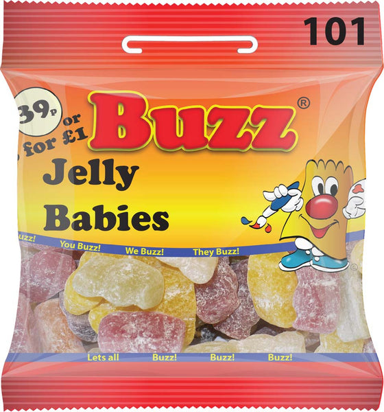 101 Jelly Babies