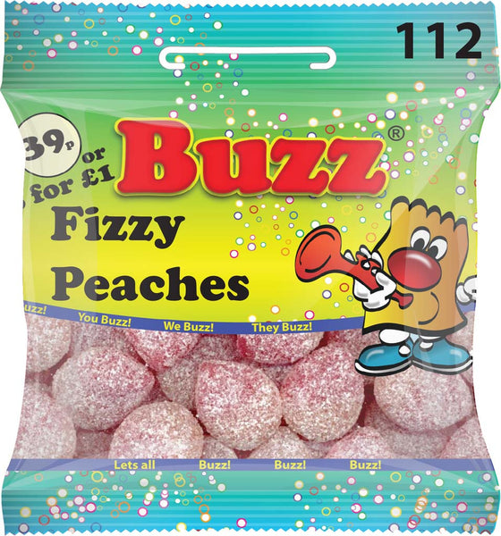 112 Fizzy Peaches