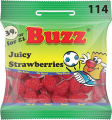 114 Juicy Strawberries