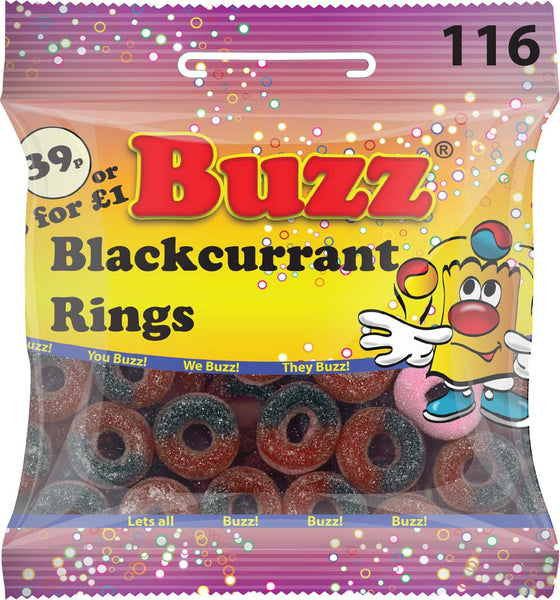116 Blackcurrant Rings