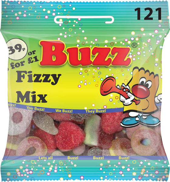 121 Fizzy Mix